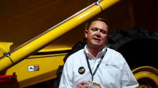 Video still for John Deere Unveiling - 460E Truck
