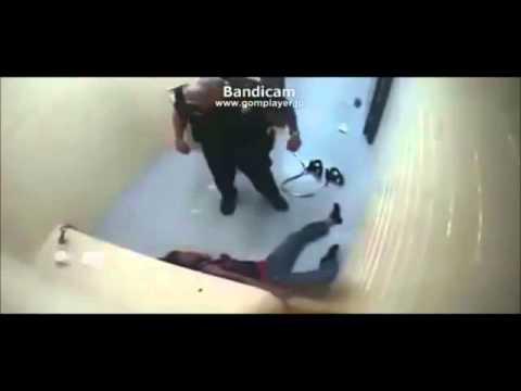閲覧注意 恐怖の事件【怖い】警官が女性囚人を暴行