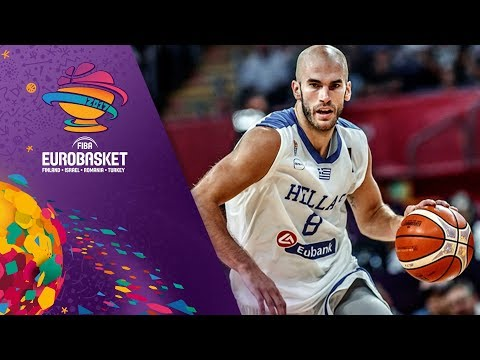 Greece's Nick Calathes puts up 25 points in valiant effort vs Russia