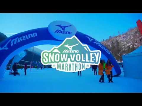 Mizuno Snow Volley Marathon | Moena Trento Italy Feb. 7
