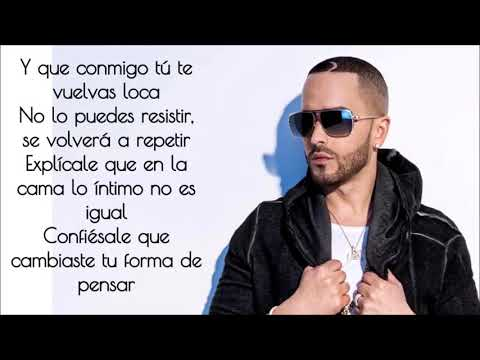Yandel Ft. Bad Bunny - Explicale