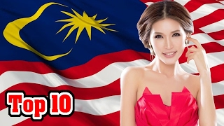 Video Top 10 AMAZING FACTS ABOUT MALAYSIA download MP3, 3GP, MP4, WEBM, AVI, FLV Oktober 2017