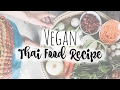 How to make VEGAN Tom Ka Soup: Cooking Course in THAILAND