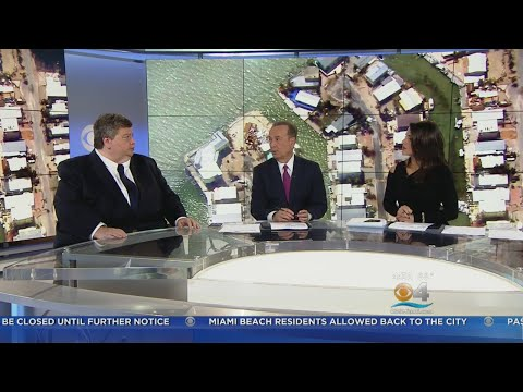 CBS4's Jim DeFede Discusses Challenges Ahead For Florida Keys