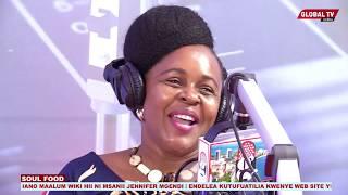 EXCLUSIVE: JENNIFER MGENDI NDANI YA SOUL FOOD | GLOBAL RADIO