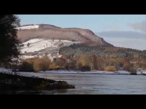 Scottish Salmon Fishing Guide Jock Monteith