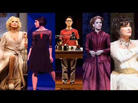 Meet the Tony Nominees: Lead Actress in a Musical