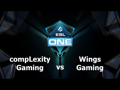 coL vs Wings Game 2 - ESL One Manila - @GBCasts @MotPax