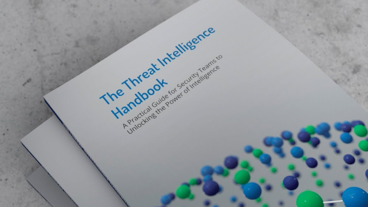 Threat Intelligence by the Book