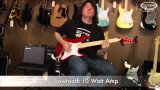 Sawtooth Guitars 10 Watt Amplifier Demonstration