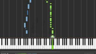 How to play Bippity Boppity Boo from Cinderella on piano