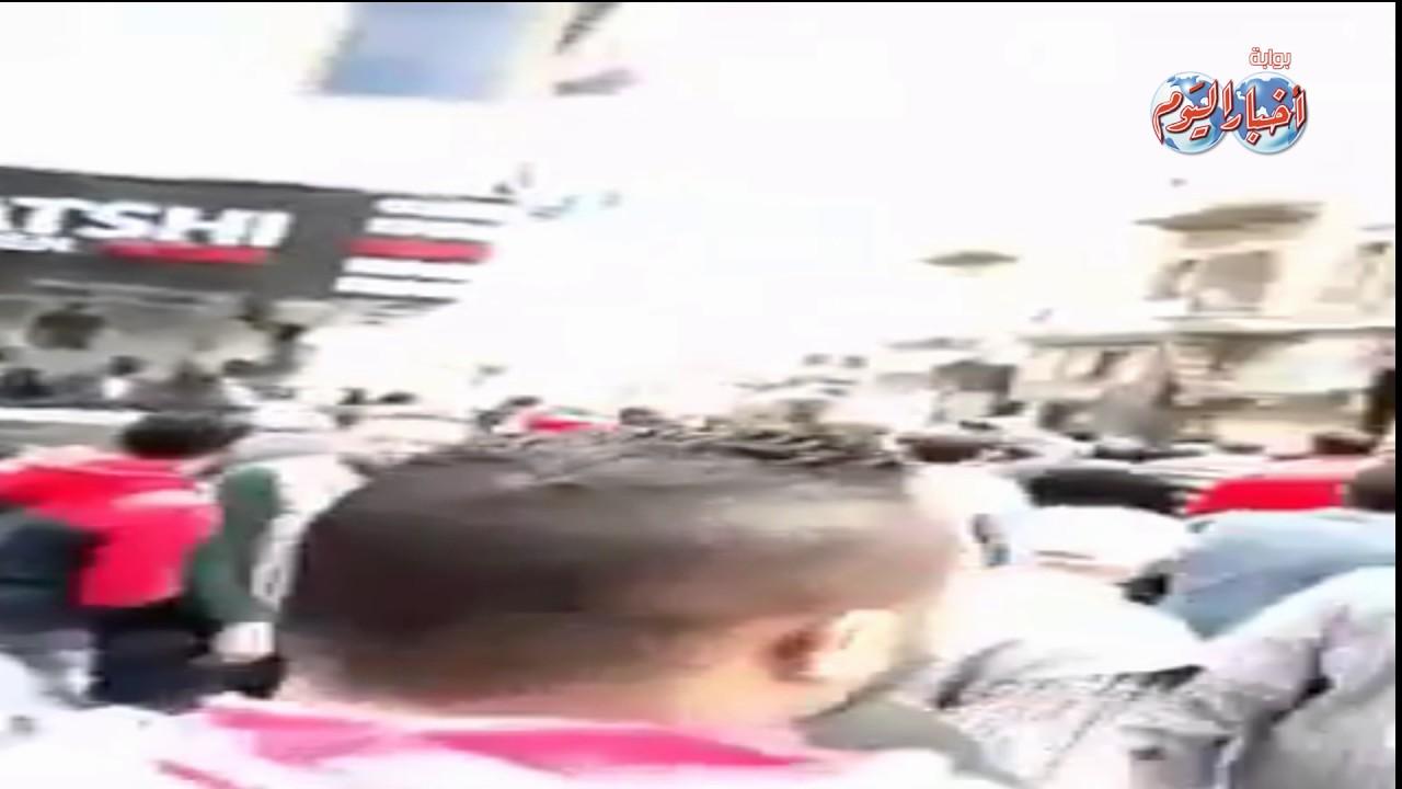 أخبار اليوم | انفجار آخر يهز كنيسة محطة الرمل بالإسكندرية