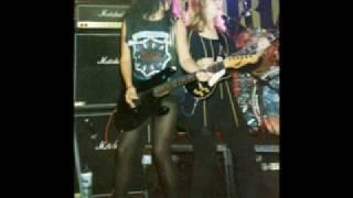 Strange Girls (Toyah & Girlschool) 'My Life Has Just Begun' - Live on GLR 1991