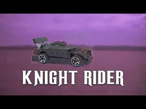 lego knight rider brickfilm youtube. Black Bedroom Furniture Sets. Home Design Ideas