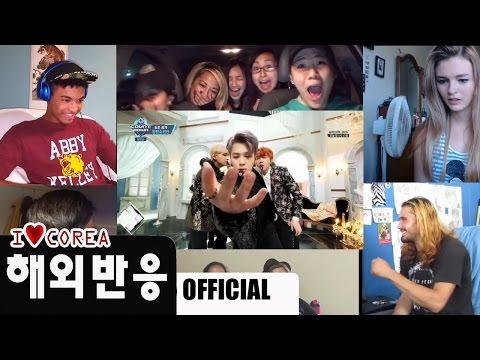 방탄소년단(BTS) - 피 땀 눈물/해외반응(Blood, Sweat & Tears) live stage reaction