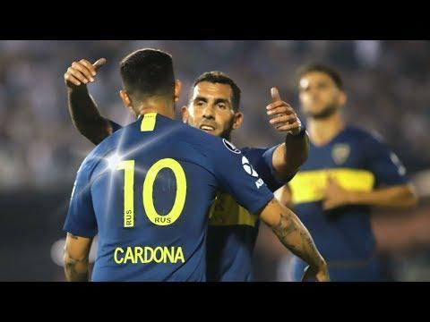 Los 13 goles de EDWIN CARDONA en BOCA JUNIORS | Nuevo jugador del Club Pachuca