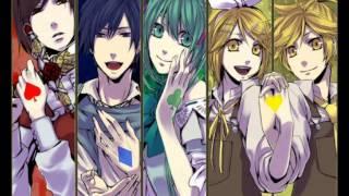 Video 【UTAU】 Alice Human Sacrifice 【Ritsu, Ruko ♂& ♀, Teto &  Nate 】 download MP3, 3GP, MP4, WEBM, AVI, FLV Juni 2018