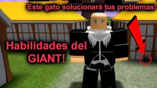 I belong to the Clan of the Bald Giants! Roblox: Deadly Sins Online