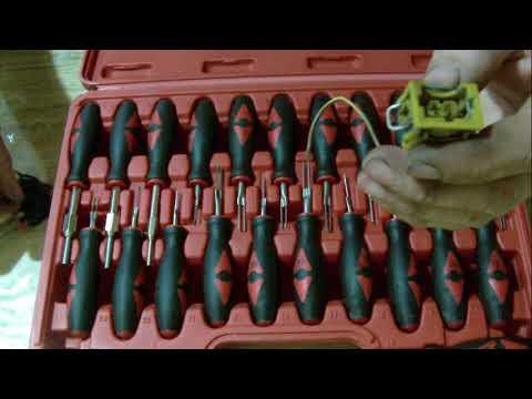 Обзор инструмента для разбора штекеров