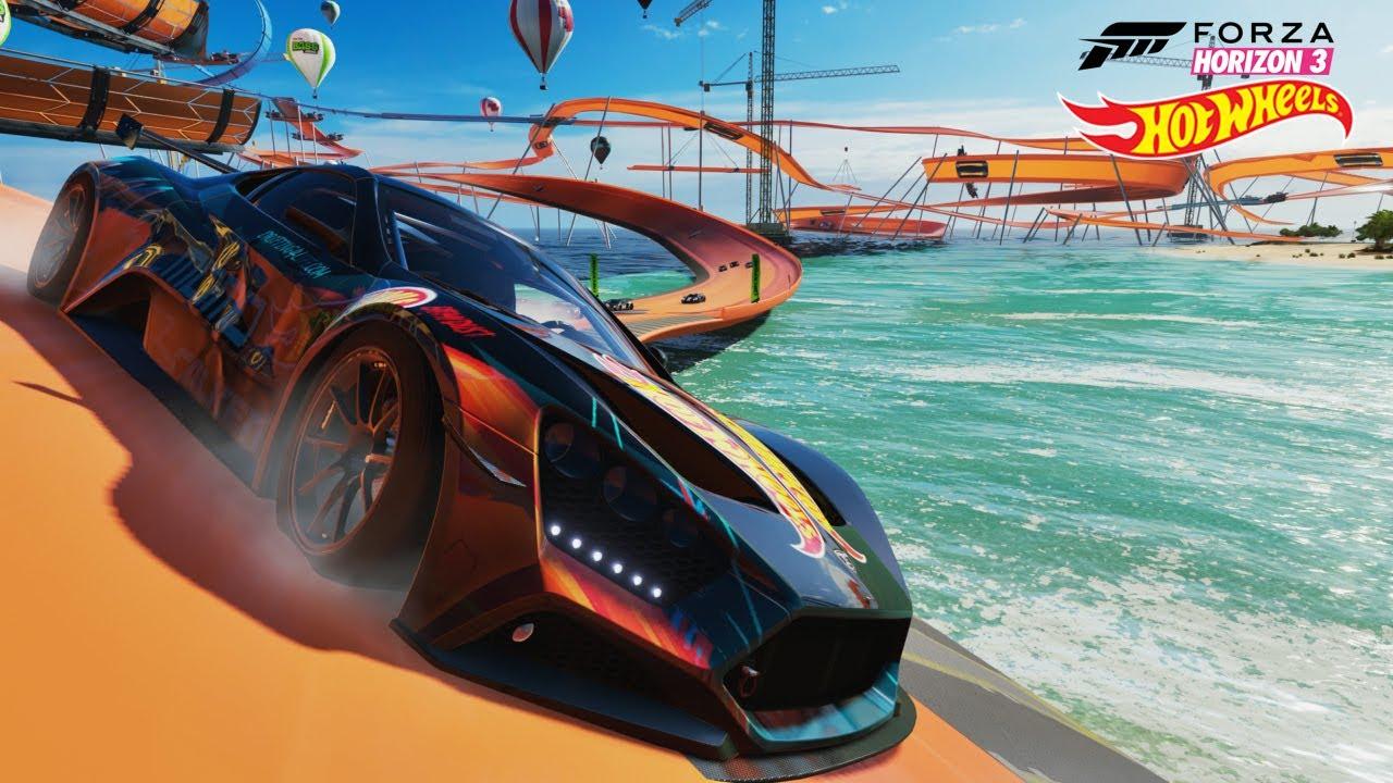 Forza Horizon  Hot Wheels All Cars