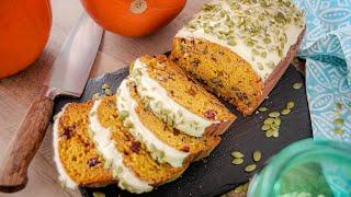 Смешал и готово ТЫКВЕННЫЙ КЕКС ХЛЕБ с тыквой простой рецепт Pumpkin Bread
