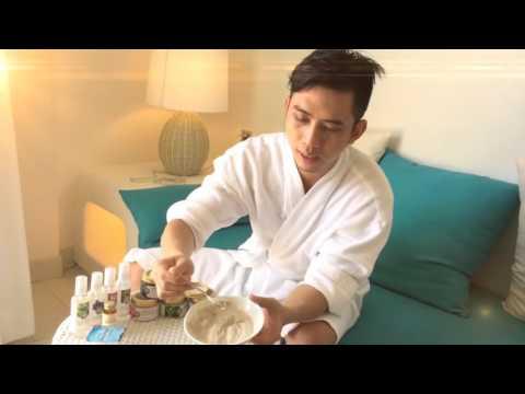 SKINCARE FOR MEN - Cách sử dụng mặt nạ đất sét thảo dược