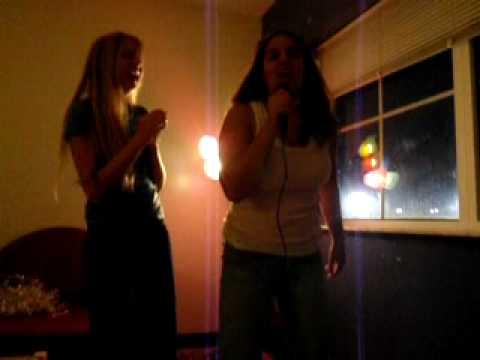 Damaged karaoke