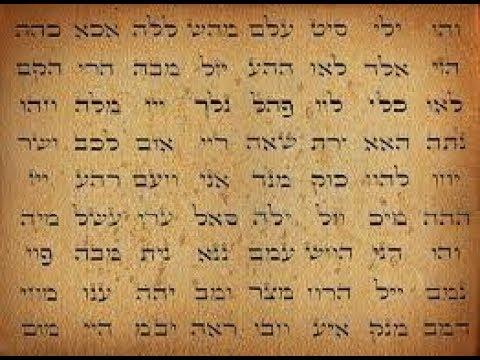 השמות של בורא עולם!! - הרב מיכאל שושן