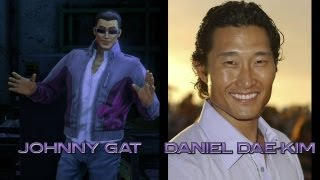 Saints Row 4 - Characters and Voice Actors