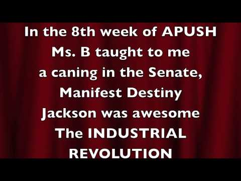 12 Units of Apush