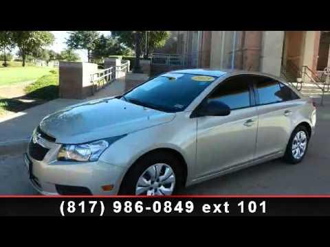 2013 Chevrolet Cruze - Carlisle GM - Waxahachie, TX  75165