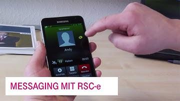 Telekom zeigt neuen Messaging-Dienst RCS-e / joyn