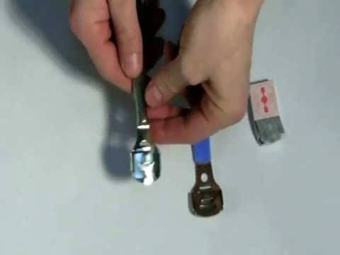 Керамическая пилка для необрезного маникюра. - YouTube
