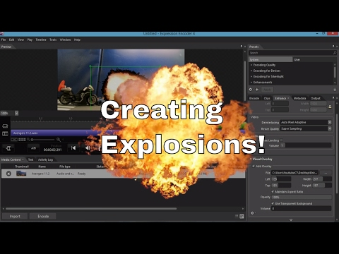 How to Make ANY Video into a Transparent Overlay || Microsoft Expression Encoder Tutorial ||