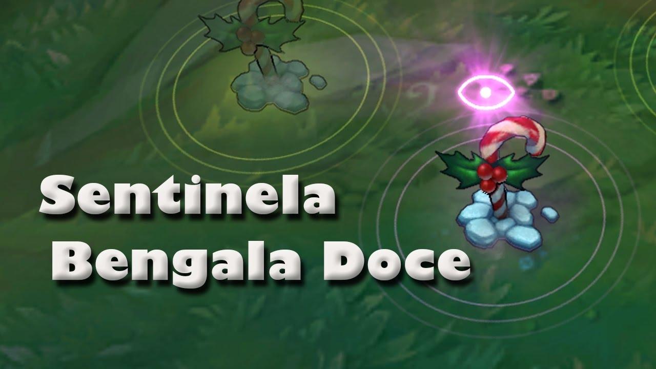 Resultado de imagem para sentinela bengala doce