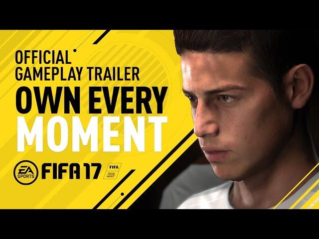 FIFA 2017 (видео)