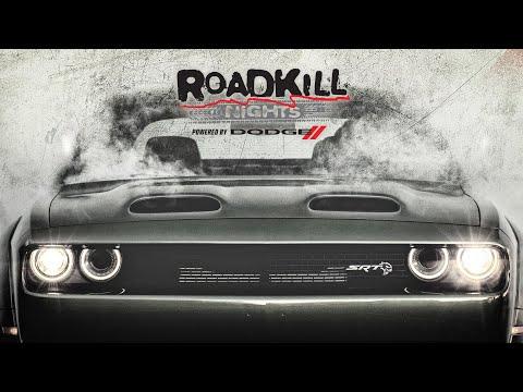 Livestream | 2019 Roadkill Nights Powered By Dodge