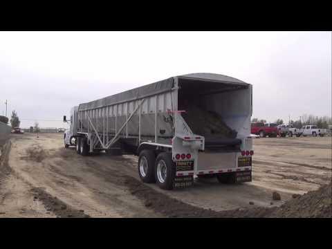 MTS Belt Trailer vs End Dumps