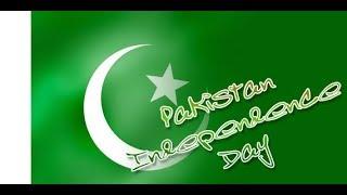 Independence Day at University of Karachi