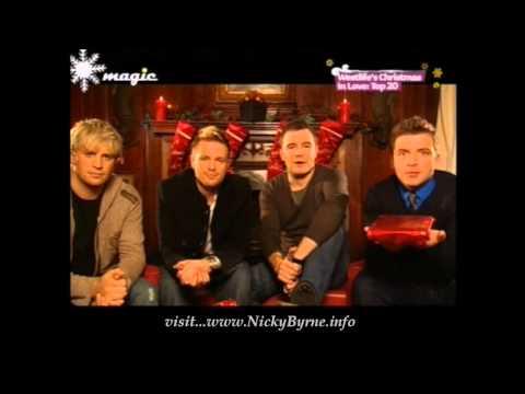 Westlife Christmas in Love 2007