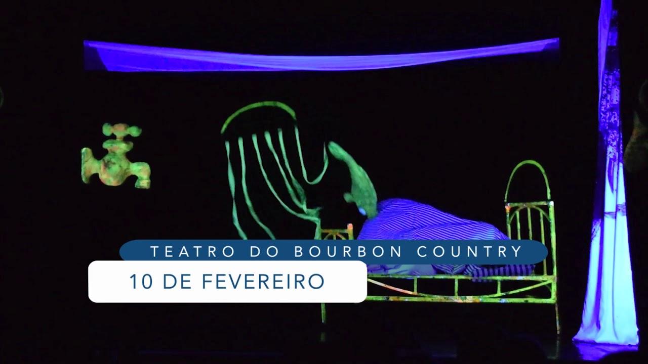 Teatro Negro de Praga - Teatro do Bourbon Country