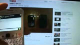 RE : BBM For iPhone (FAIL LIAR)
