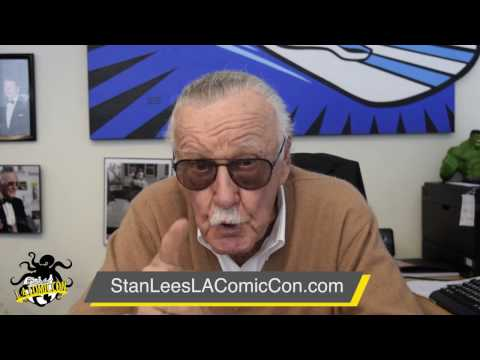 A Message From Stan Lee