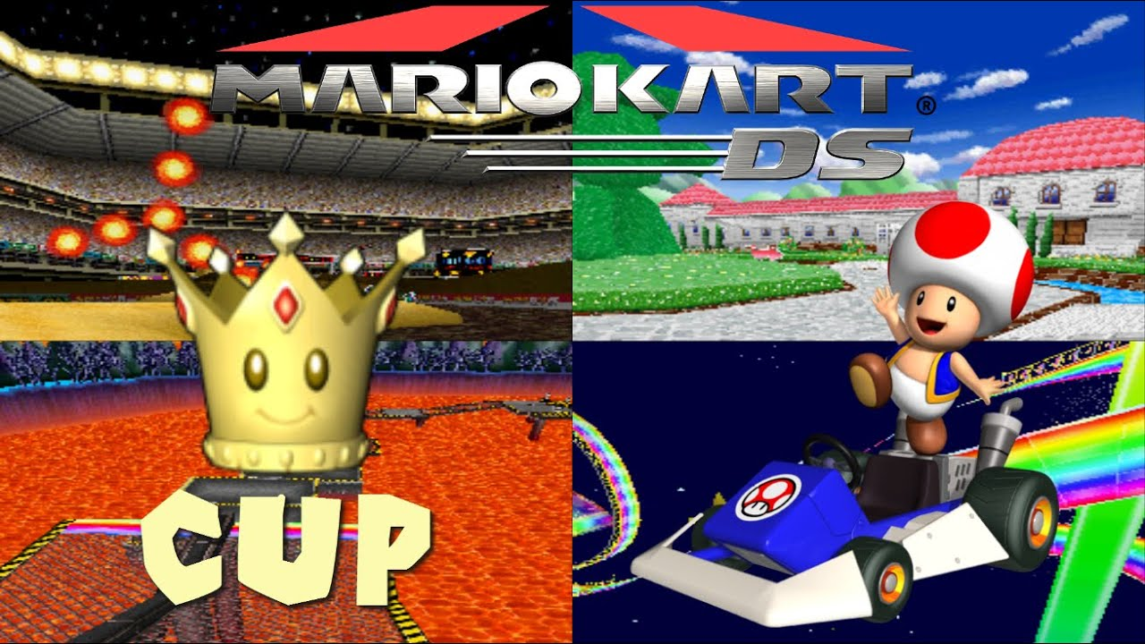 mario kart ds grand prix 150cc special cup star rank youtube. Black Bedroom Furniture Sets. Home Design Ideas