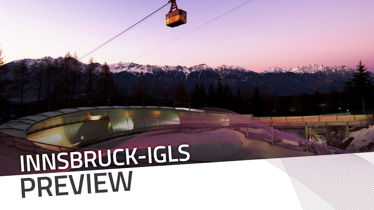 Innsbruck-igls hosts the quest for the gold | ibsf official
