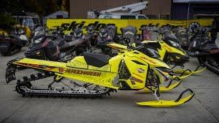 Sunshine: 2015 Ski-Doo T3 174 Turbo | Aerocharger