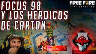 FOCUS 98 VA A FACTORY Y SE VEN LOS FALSOS HEROICOS EN PELEA A PUÑOS
