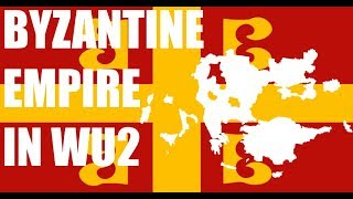ROBLOX guerra Universalis 2 | Ascesa dell'Impero bizantino
