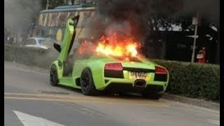 -Car Crash Fails compilation 2017/ 2018 (switzerland// Russian//Europe//usa)
