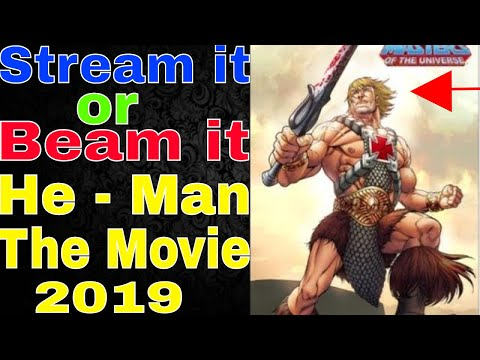 Stream it or Theater Beam it| Masters of...
